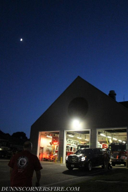 Moon over DCFD Station One