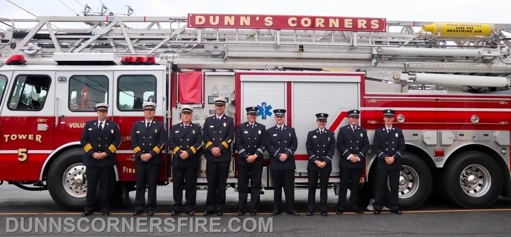 All DCFD Officers