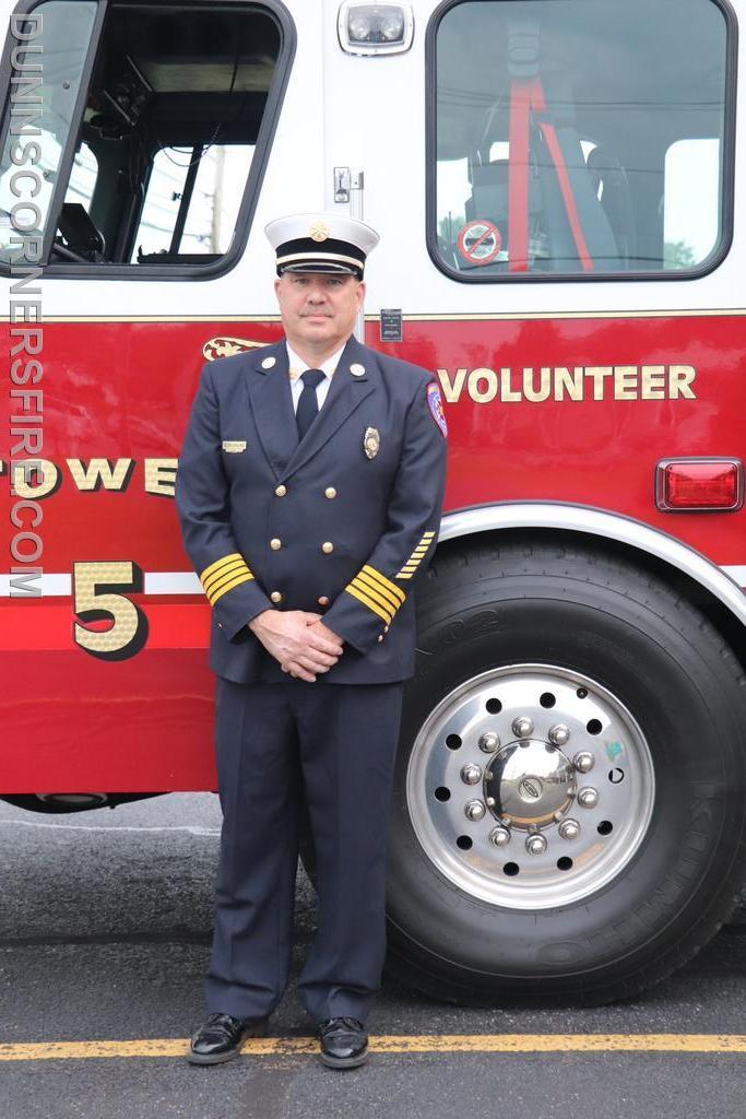 Deputy Chief Dan Schilke