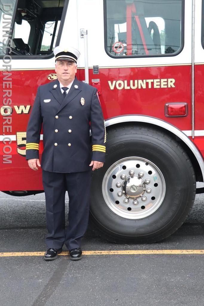 Deputy Chief Jim Bobola